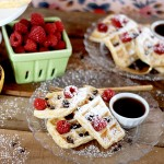 5 Delicious Waffle Ideas