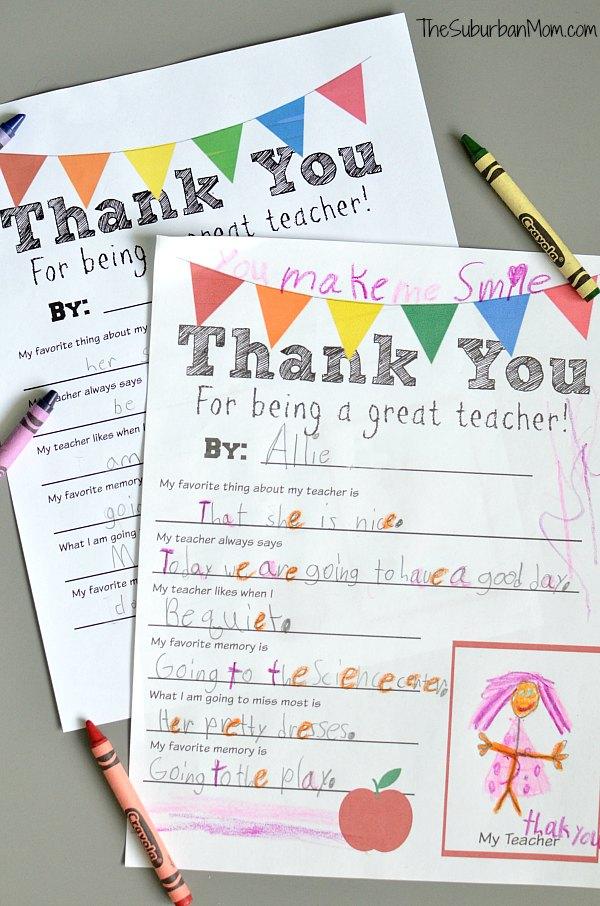 free teacher appreciation letter printable  247 moms