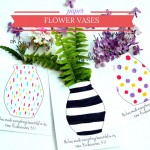Free Printable Flower Vases