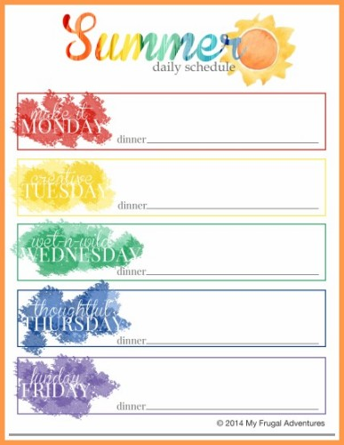 Summer-Schedule-for-Children-387x500