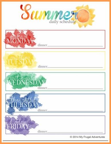 Summer-Schedule-for-Children-387x500