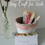 MOM Tip: Mother's Day Craft for Kids