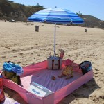 MOM Tip: Baby Proof at the Beach