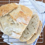 Easy Homemade Artisan Bread