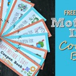 Free Printable Mother's Day Coupon Book