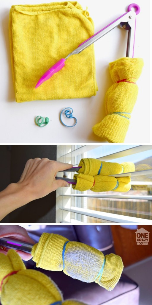 Mom Tip Efficient Way To Clean Window Blinds 24 7 Moms