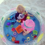 MOM Tip: Beach Tip for Babies