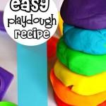 MOM Tip: Playdough Recipe