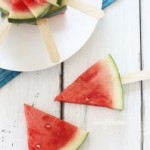 MOM Tip: Watermelon On A Stick