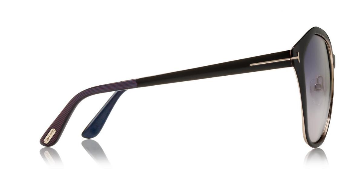 fb9799dbd3 WIN – Tom Ford FT0391 Lena 05B Sunglasses – 24 7 Moms