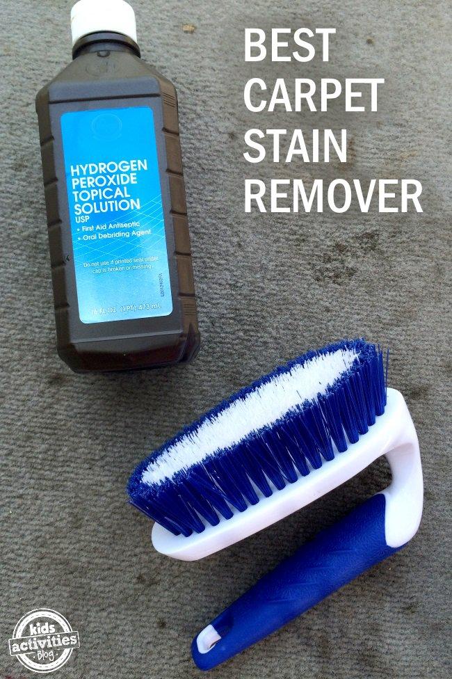 Mom Tip Diy Carpet Stain Remover 24 7 Moms