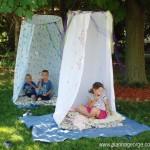 MOM Tip: DIY Hula Hoop Hideout