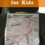 """MOM Tip: """"Are We There Yet"""" Travel Maps for Kids"""