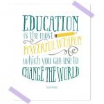 Free Classroom Printable Quote Printable