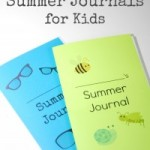 Free Summer Journal for Kids Printables