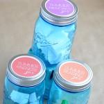 Free Summer Jar Printables