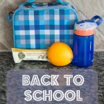MOM Tip: Back to School ~ Lunches Made Easy