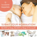 Sleep it Forward Sweepstakes – $2,500 to Keep, $2,500 to #sleepitforward