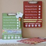 Check list Dry Erase Clip Board – Back To School