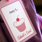 Free Backpack Cupcake Tag Printables