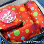 MOM Tip: Birthday Lunchbox Surprise