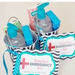 Free Teacher Emergency Kit Printable and Gift Idea