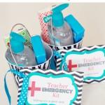 Free Teacher Emergency Kit Printable and Gift Idea