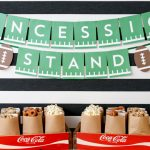 Free Football Party Banner Printable