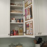 MOM Tip: Add A Pinboard For Recipes In Your Kitchen Cabinet