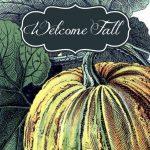 Free Welcome Fall Printable