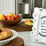 Free Gather In The Kitchen Printable