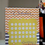 Free Halloween Countdown Printable