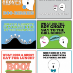 Free Lunchbox Halloween Joke Printables