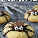 MOM Tip: Easy Halloween Spider Cookies