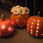 MOM Tip: How To Carve Pumpkins with a Drill