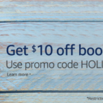 Deal:  $10 off $25 Book Purchase at Amazon