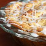 Must Try – Cinnamon Roll Apple Pie