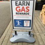 Gig Harbor Albertsons New Gas Rewards Program