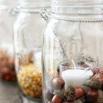MOM Tip: DIY Hanging Mason Jars