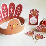 Free Fun Thanksgiving Printables for Kids