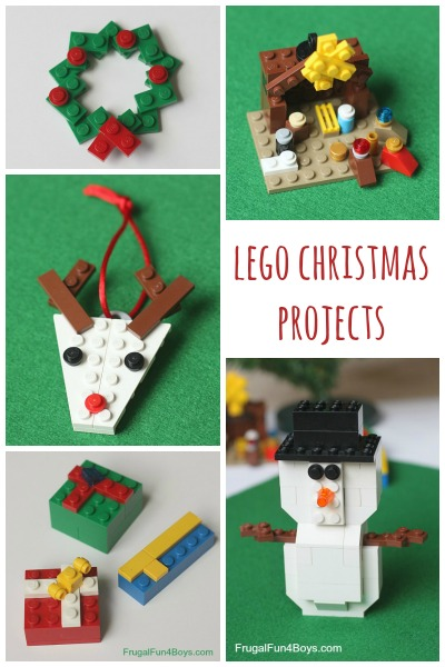 mom tip are you a mom with lots of legos in the house heres the perfect opportunity to put those legos to good use for the season
