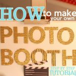 MOM Tip: DIY Photo Booth Tutorial