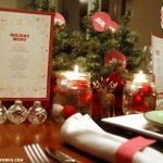 Free Holiday Dinner Decor Printables