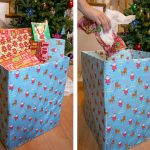 MOM Tip: Christmas Wrap Clean-up