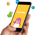 Brushies ~ Makes it Fun to Brush Your Teeth & Exclusive Brushies Offer