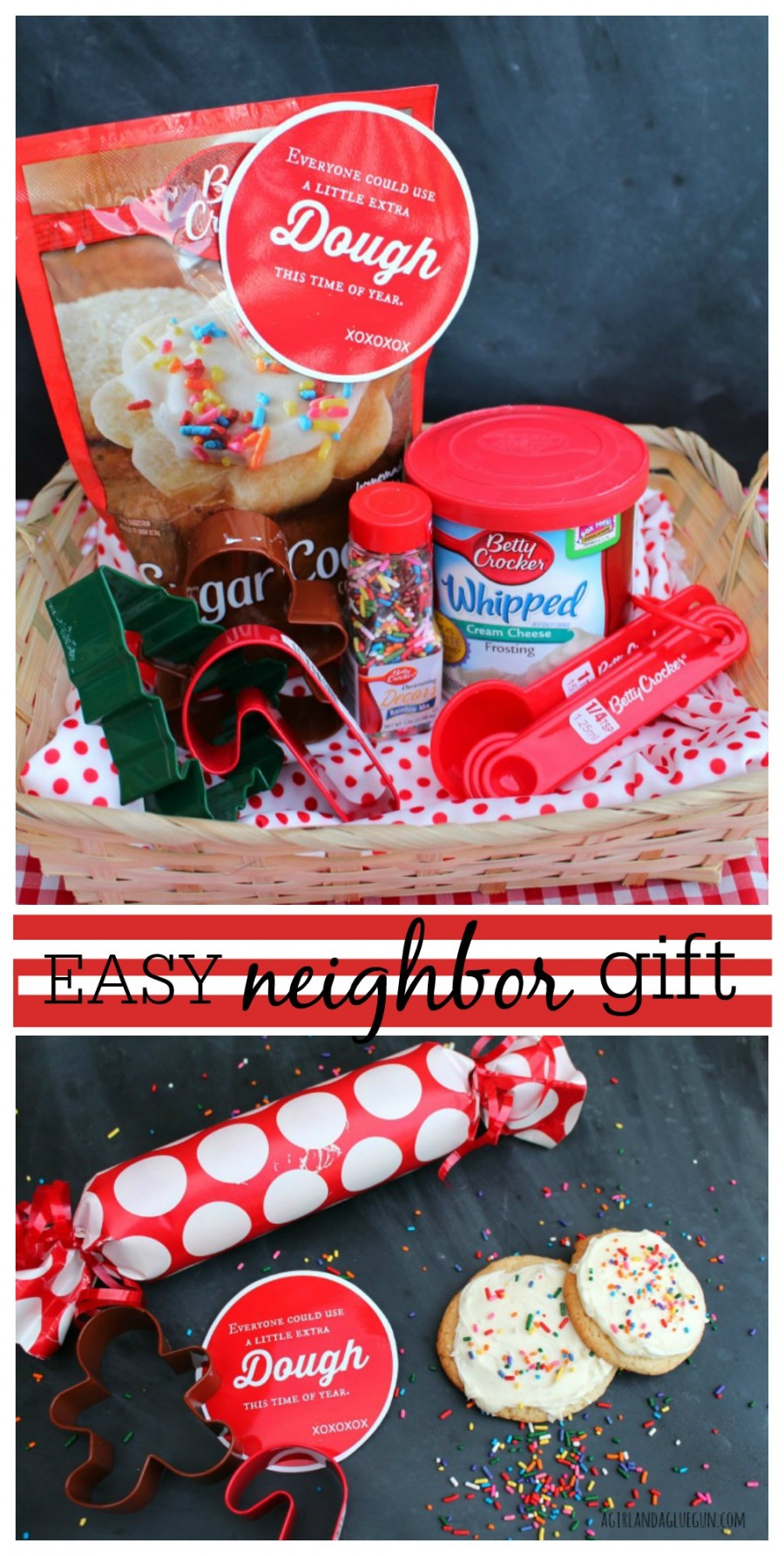 Free Little Extra Dough Christmas Gift & Printable - 24/7 Moms