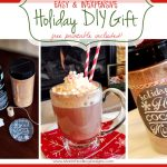 Free Hot Cocoa Mix Printable