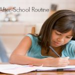Tips for Establishing an After-School Routine