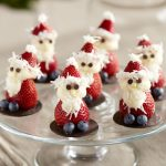 MOM Tip: Jolly Berry Santas