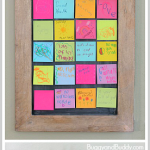 MOM Tip: New Year's Eve with Kids: Create a Wishing Wall